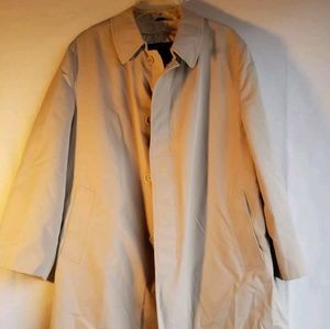 Silver Cloud Jackets Amp Coats Cashmere Trench Coat Poshmark